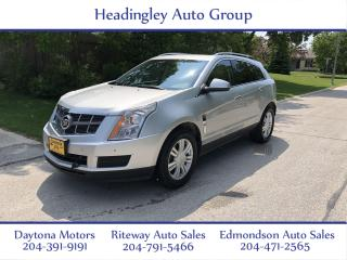 Used 2010 Cadillac SRX 3.0 Luxury for sale in Headingley, MB