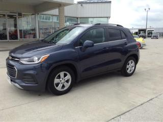Used 2018 Chevrolet Trax LT for sale in Tilbury, ON