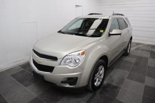 Used 2015 Chevrolet Equinox LT for sale in Winnipeg, MB
