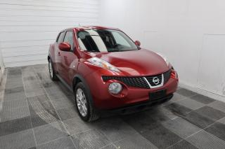 Used 2012 Nissan Juke SV for sale in Winnipeg, MB