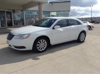 Used 2014 Chrysler 200 LX for sale in Tilbury, ON