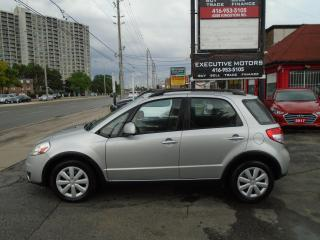 Used 2012 Suzuki SX4 JX/ AWD / LOW KM / NO ACCIDENT / A/C / LOADED / for sale in Scarborough, ON