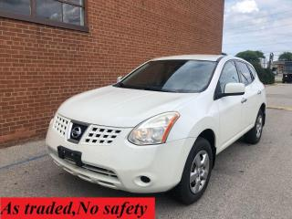 Used 2010 Nissan Rogue S for sale in Oakville, ON