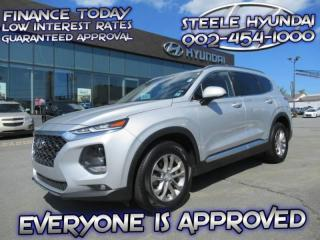 Used 2019 Hyundai Santa Fe Essential AWD backup camera heated seats and more for sale in Halifax, NS