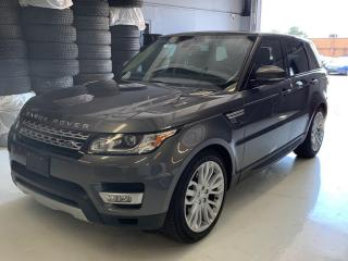 Used 2016 Land Rover Range Rover Sport Td6 HSE MINT CONDITION for sale in North York, ON