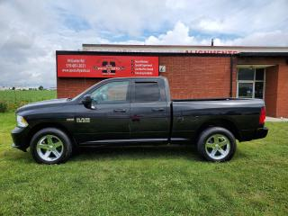 Used 2017 RAM 1500 ST for sale in London, ON