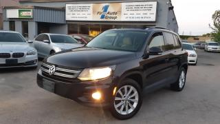 Used 2014 Volkswagen Tiguan Highline for sale in Etobicoke, ON