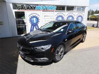 Used 2019 Buick Regal Sportback PREFERRED II - Bluetooth, Heated Steering Wheel, Remote Start for sale in Nanaimo, BC