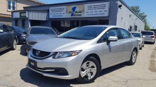 Used 2015 Honda Civic LX for sale in Etobicoke, ON