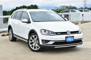 Used 2017 Volkswagen Golf Alltrack 1.8T DSG 6sp at w/Tip 4MOTION for sale in Burnaby, BC