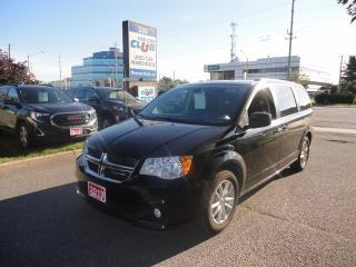 Used 2019 Dodge Grand Caravan SXT Premium Plus w/ Leather & Navigation for sale in Ottawa, ON