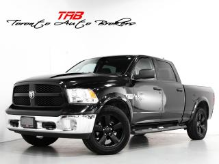 Used 2018 Dodge Ram 1500 OUTDOORSMAN I CREW CAB I CLEAN CARFAX for sale in Vaughan, ON