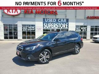 Used 2018 Subaru Outback Limited, AWD, NAV, Blind Spot Sensors, Sunroof. for sale in Niagara Falls, ON