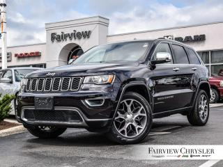 Used 2019 Jeep Grand Cherokee Limited   HEATED LEATHER   COMPANY CAR for sale in Burlington, ON
