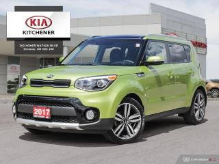 Used 2017 Kia Soul EX Premium - CARFAX CLEAN!!! for sale in Kitchener, ON
