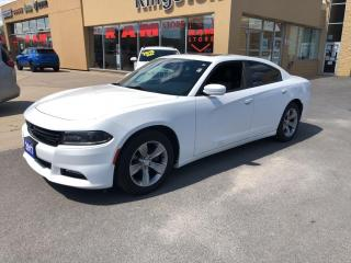Used 2017 Dodge Charger SXT- Remote Start, Power Sunroof, Bluetooth! for sale in Kingston, ON