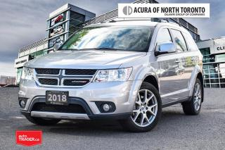 Used 2018 Dodge Journey GT AWD No Accident| DVD| 7 Seats for sale in Thornhill, ON