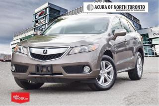 Used 2013 Acura RDX Tech Package 6sp at No Accident| Navigation| LOW K for sale in Thornhill, ON