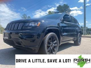 New 2020 Jeep Grand Cherokee Altitude | Trailer Tow Group | Sunroof | Leather | for sale in Mitchell, ON