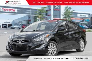 Used 2016 Hyundai Elantra for sale in Toronto, ON