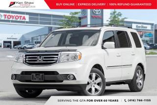 Used 2014 Honda Pilot for sale in Toronto, ON