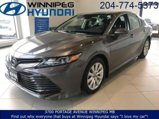 Used 2019 Toyota Camry LE for sale in Winnipeg, MB