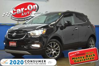 Used 2020 Buick Encore Sport Touring AWD SUNROOF REAR CAM NAV READY LOADE for sale in Ottawa, ON