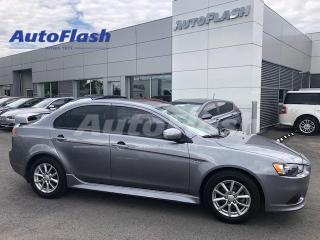 Used 2015 Mitsubishi Lancer *SE *LOOK-SPORT *TOIT-ROOF *FWD *A/C *BLUETOOTH for sale in Saint-Hubert, QC