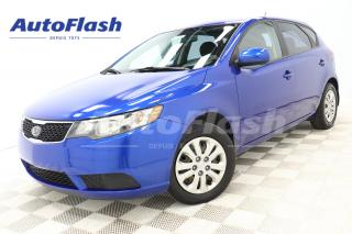 Used 2012 Kia Forte5 *LX *M5 8GR-ELECTRIC *BAS-KM/LOW-KM! *UN-PROPRIO for sale in Saint-Hubert, QC