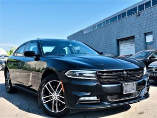 Used 2019 Dodge Charger SXT AWD|COOLING MEMORY SEATS|SUNROOF|NAVI|PARKING SENSORS! for sale in Brampton, ON