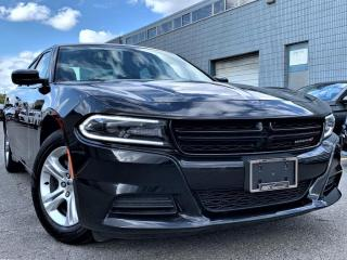 Used 2019 Dodge Charger SXT|HEATED SEATS|PARKING SENSORS|REAR VIEW CAM|ALLOYS! for sale in Brampton, ON