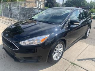 Used 2016 Ford Focus 4DR SDN SE for sale in Hamilton, ON