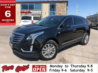 Used 2017 Cadillac XT5 Luxury | Panoroof | Leather | AWD | Nav | for sale in St Catharines, ON