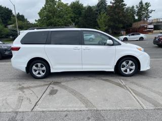 Used 2019 Toyota Sienna LE 8-Passenger FWD for sale in Toronto, ON
