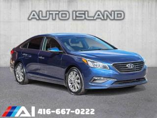 Used 2016 Hyundai Sonata GLS , BACK UP CAM , ROOF LEATHER for sale in North York, ON
