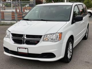 Used 2016 Dodge Grand Caravan 4DR WGN for sale in Scarborough, ON