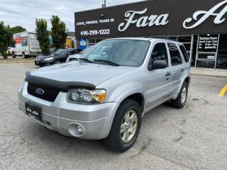 Used 2007 Ford Escape 4WD , XLT for sale in Scarborough, ON