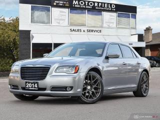 Used 2014 Chrysler 300 300S *Accident Free, Navi, Beats by Dre Sound* for sale in Scarborough, ON