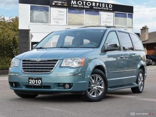 Used 2010 Chrysler Town & Country Limited *Accident Free, Nav, Cam, DVD* for sale in Scarborough, ON