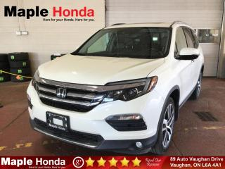 Used 2017 Honda Pilot Touring| Loaded| Leather| Navi| DVD| for sale in Vaughan, ON