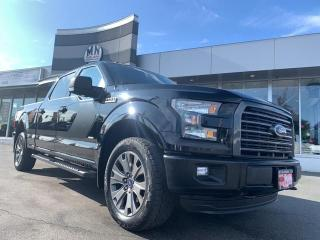 Used 2016 Ford F-150 SPORT 4WD ECO-BOOST SPECIAL EDITION NAVI CAMERA for sale in Langley, BC