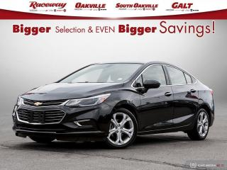 Used 2018 Chevrolet Cruze for sale in Etobicoke, ON