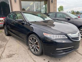 Used 2016 Acura TLX Tech for sale in Scarborough, ON