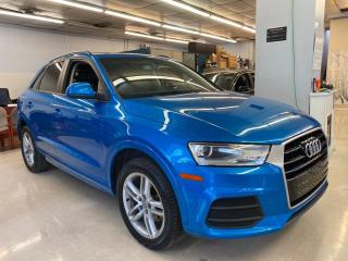 Used 2016 Audi Q3 LEATHER | PANORAMIC ROOF | LOADED for sale in Scarborough, ON