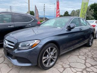 Used 2016 Mercedes-Benz C-Class for sale in Scarborough, ON