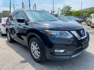 Used 2017 Nissan Rogue for sale in Scarborough, ON