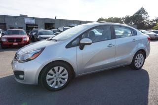 Used 2012 Kia Rio EX CERTIFIED 2YR WARRANTY *1 OWNER*FREE ACCIDENT* CAMERA SUNROOF BLUETOOTH HEATED SEATS for sale in Milton, ON