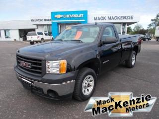 Used 2011 GMC Sierra 1500 W/T Regular Cab for sale in Renfrew, ON