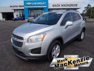 Used 2016 Chevrolet Trax LT AWD for sale in Renfrew, ON