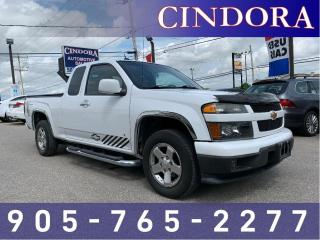 Used 2009 Chevrolet Colorado LT, Auto, Cruise Control, Clean Carfax for sale in Caledonia, ON